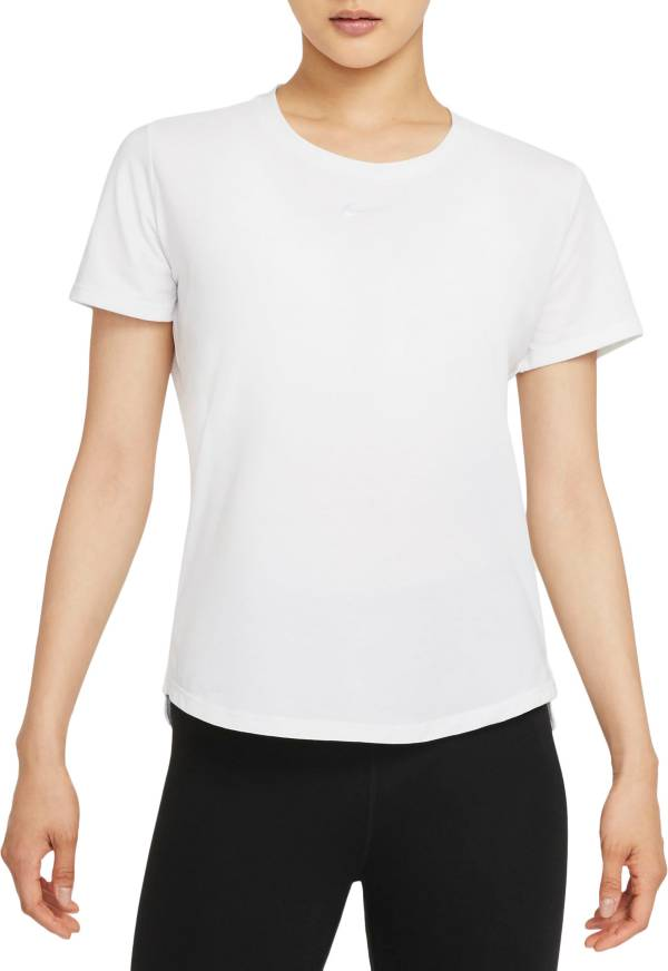Nike Women's Dri-FIT One Luxe Standard Fit Short-Sleeve Top product image