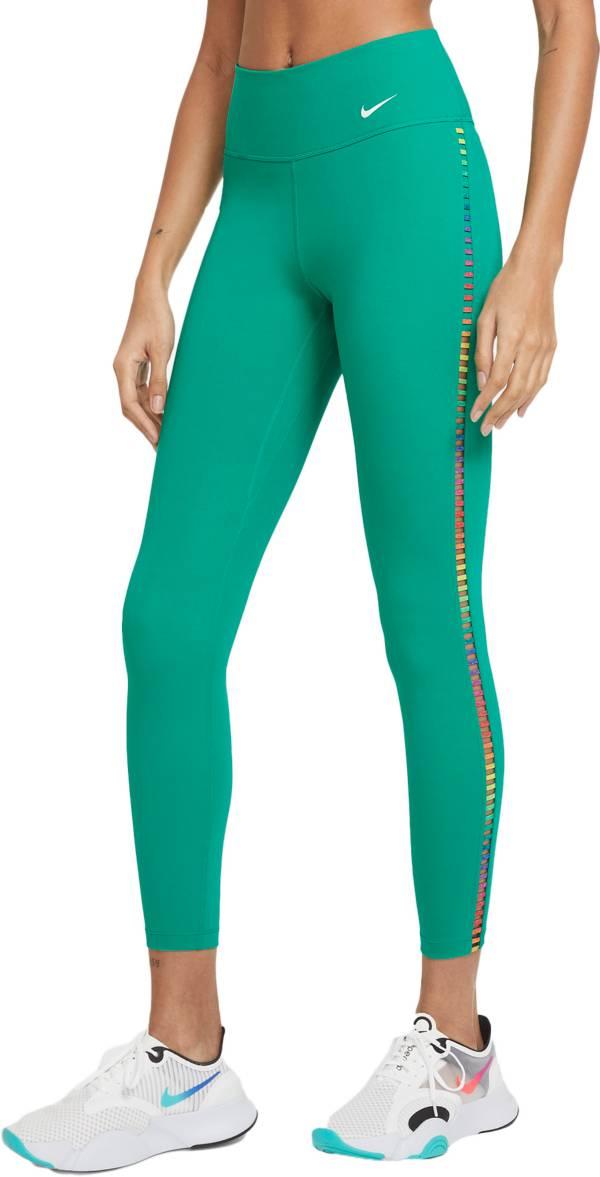 Nike Women's Nike One Rainbow Ladder 7/8 Leggings product image