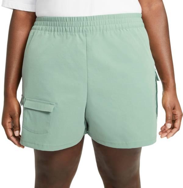 Nike Women's Plus Size Sportswear Swoosh Shorts product image