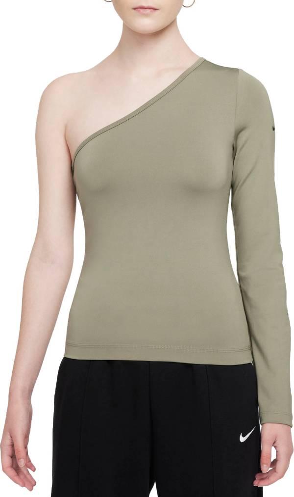 Nike Women's Sportswear Asymmetrical Long-Sleeve Top product image