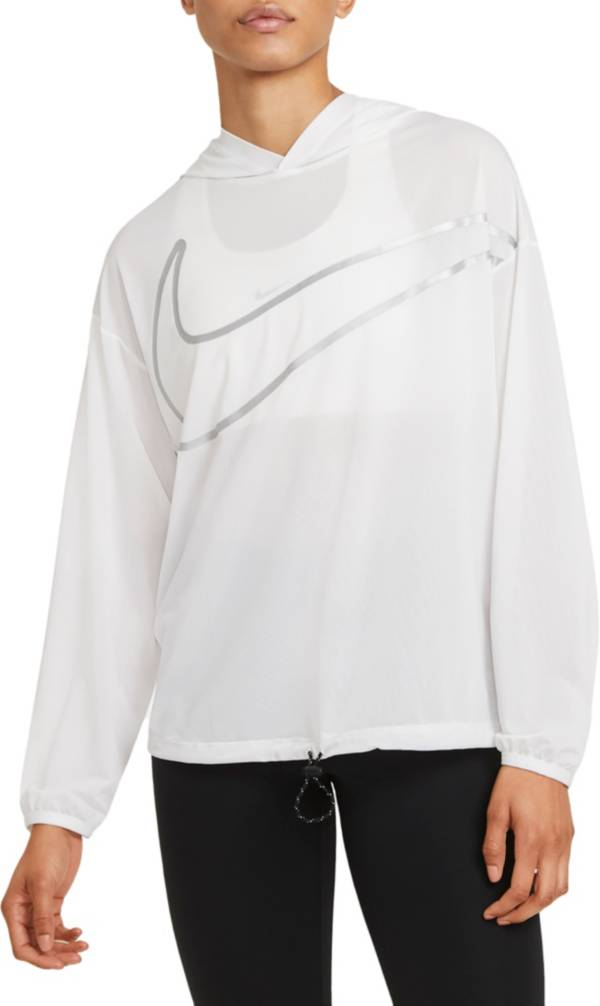 Nike Women's Pro Graphic Coverup Hoodie product image