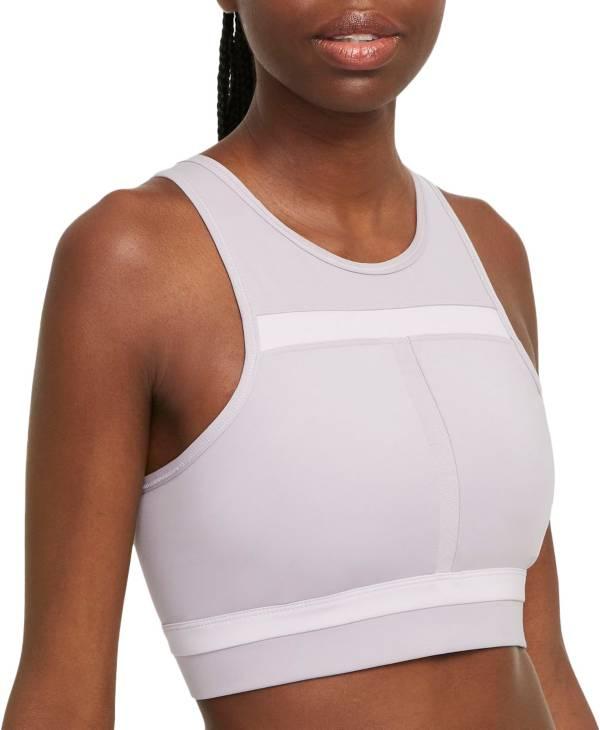 Nike Women's Dri-FIT Swoosh Run Division Medium-Support 1-Piece Pad Longline Sports Bra product image