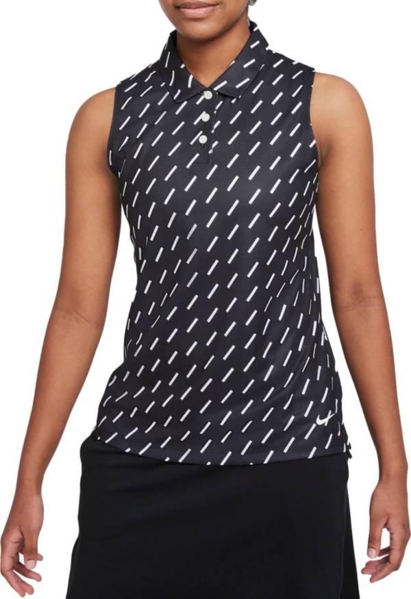 Nike Women's Dri-Fit Victory Sleeveless Golf Polo product image