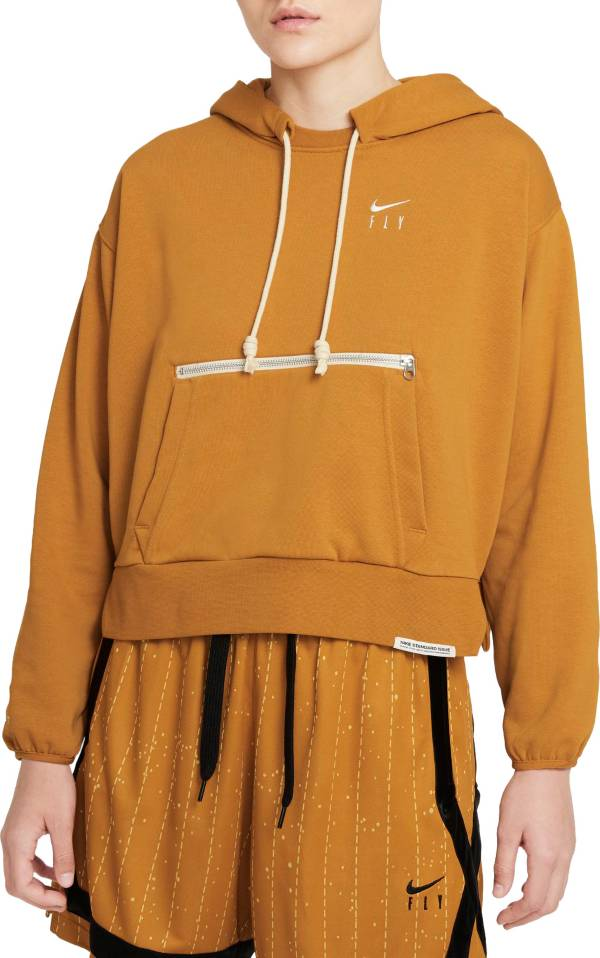 Nike Women's Dri-FIT Swoosh Fly Standard Issue Pullover Basketball Hoodie product image