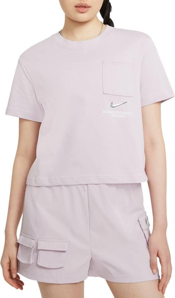 Nike Women's Sportswear Swoosh Short Sleeve T-Shirt product image