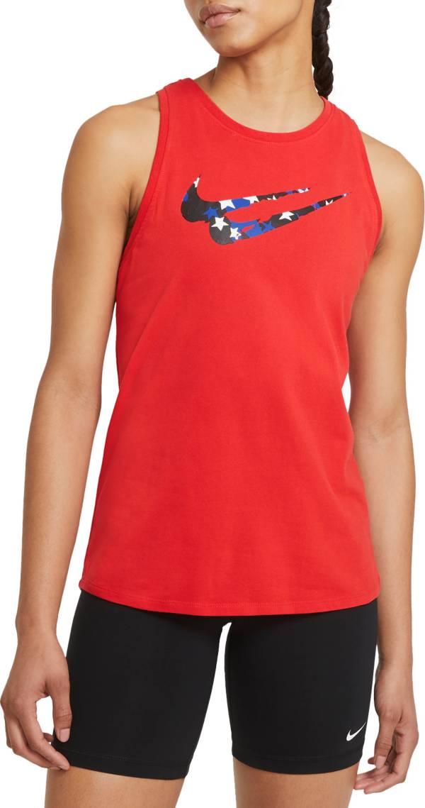 Nike Women's Dri-FIT Swoosh Stars Training Tank product image