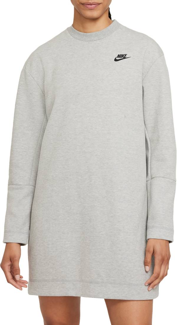 Nike Women's Sportswear Tech Fleece Long-Sleeve Dress product image