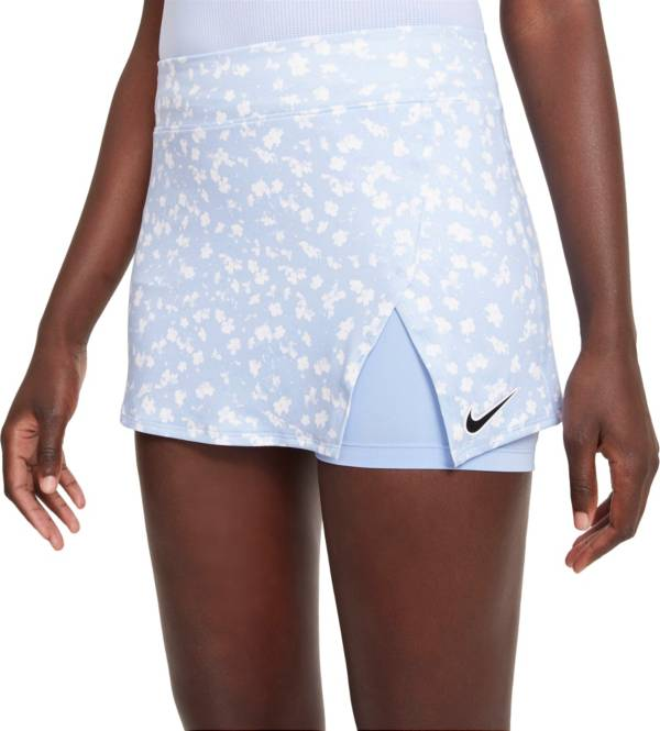 NikeCourt Women's Dri-FIT Victory Printed Tennis Skirt product image