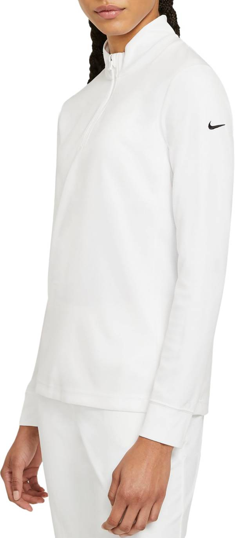 Nike Women's Dri-Fit UV Victory Golf ½ Zip Shirt product image