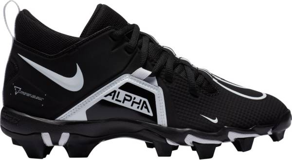 Nike Kids' Alpha Menace 3 Shark Mid Football Cleats product image