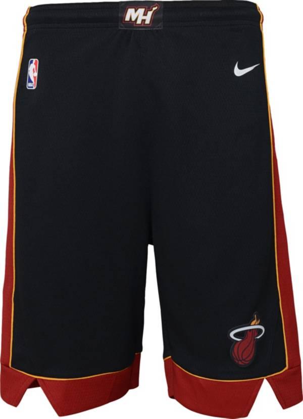 Nike Youth Miami Heat Dri-FIT Icon Swingman Shorts product image