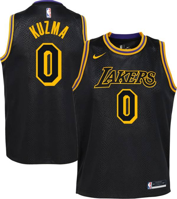 Nike Youth Los Angeles Lakers Kyle Kuzma Mamba Jersey product image