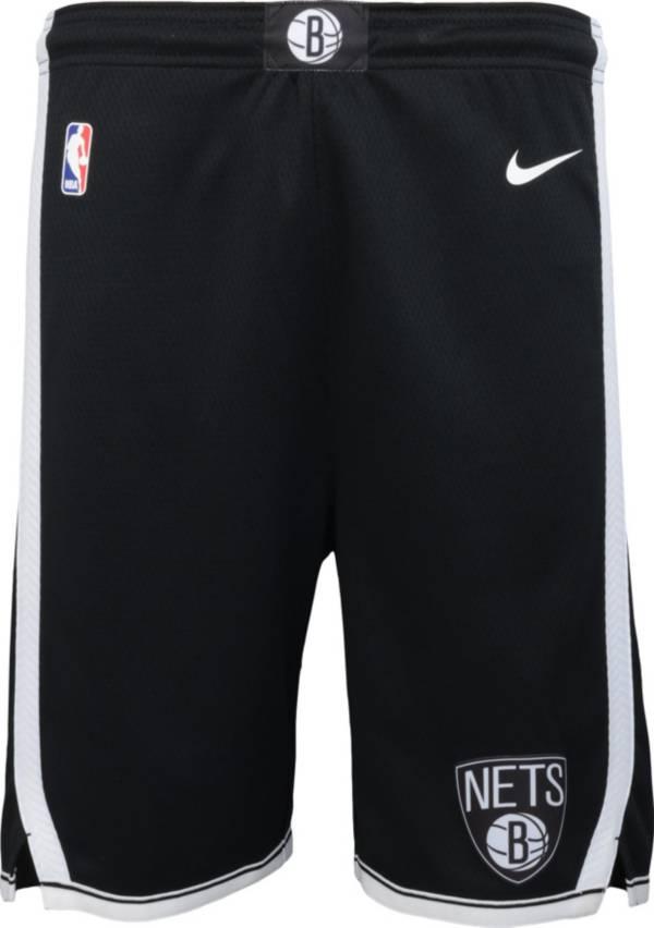 Nike Youth Brooklyn Nets Dri-FIT Icon Swingman Shorts product image