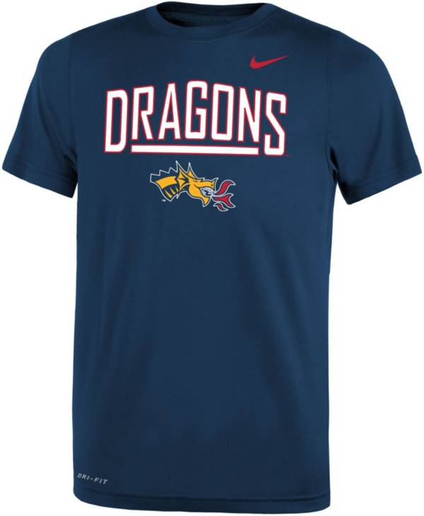 Nike Youth Drexel Dragons Blue Dri-FIT Legend T-Shirt product image