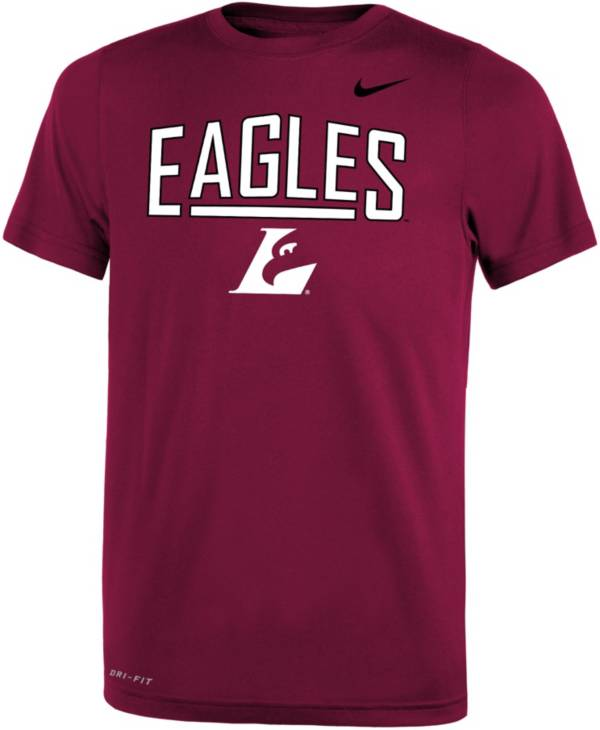 Nike Youth UW-La Crosse Eagles Maroon Dri-FIT Legend T-Shirt product image