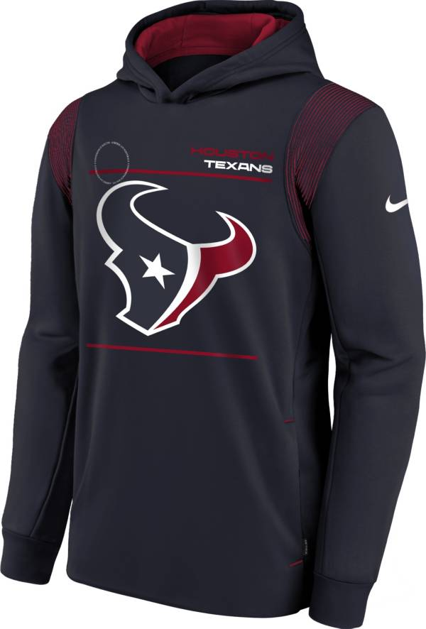 Nike Youth Houston Texans Marine Therma Pullover Hoodie product image