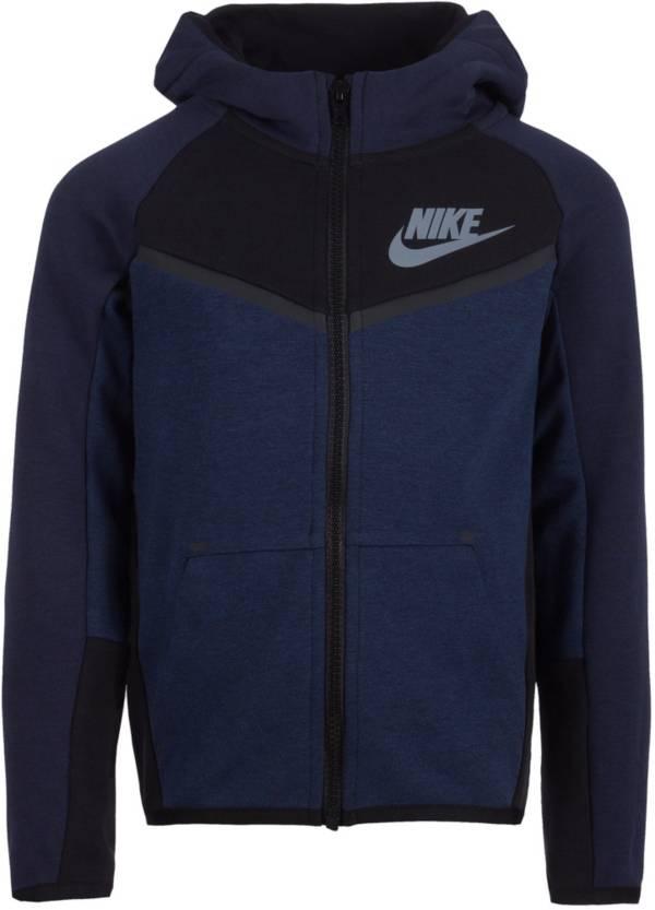 Nike Little Boys' Tech Fleece Full-Zip Hoodie product image