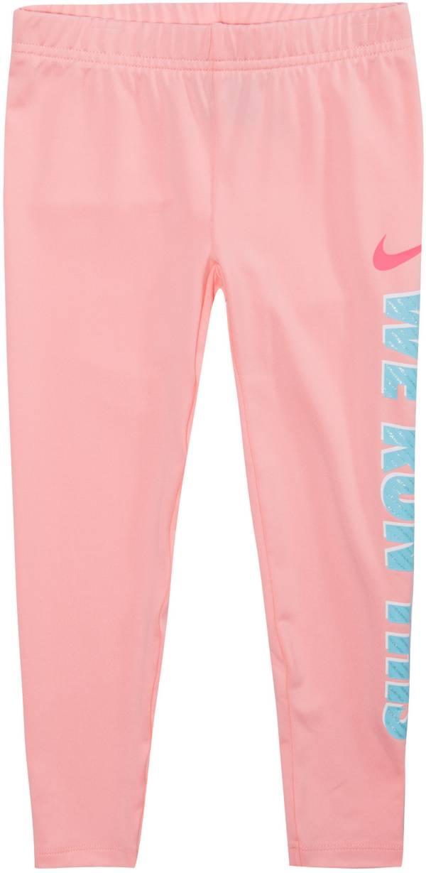 Nike Little Girls' Dri-FIT We Run This Leggings product image