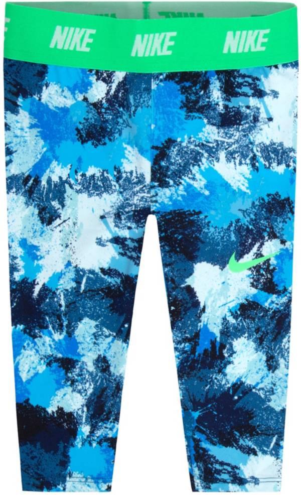 Nike Little Girls' Dri-FIT Sprint Essential Capri Leggings product image