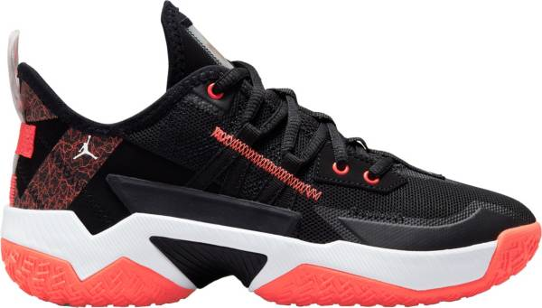 Jordan Kids' Grade School One Take II Basketball Shoes product image