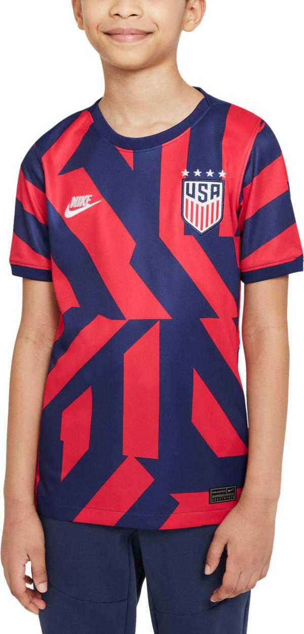 Nike Youth USA Soccer '21 Breathe Stadium Away Replica Jersey product image