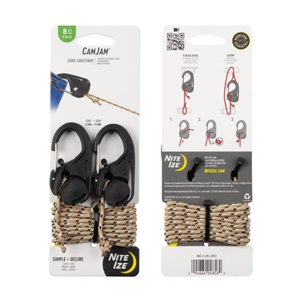 Nite Ize CamJam Cord Tightener – 2 Pack product image