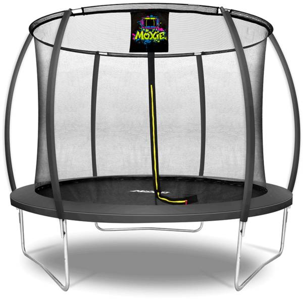 Upper Bounce 10' Pumpkin-Shaped Trampoline Set with Enclosure product image