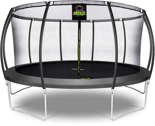 Upper Bounce 15' Pumpkin-Shaped Trampoline Set with Enclosure product image