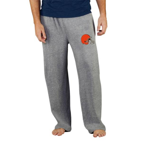 Concepts Sport Men's Cleveland Browns Grey Mainstream Pants product image