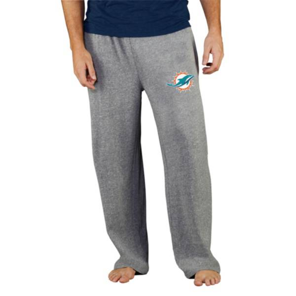 Concepts Sport Men's Miami Dolphins Grey Mainstream Pants product image