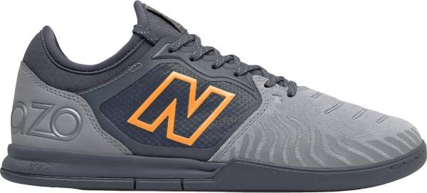 New Balance Men's Audazo V5+ Suede Indoor Soccer Shoes product image
