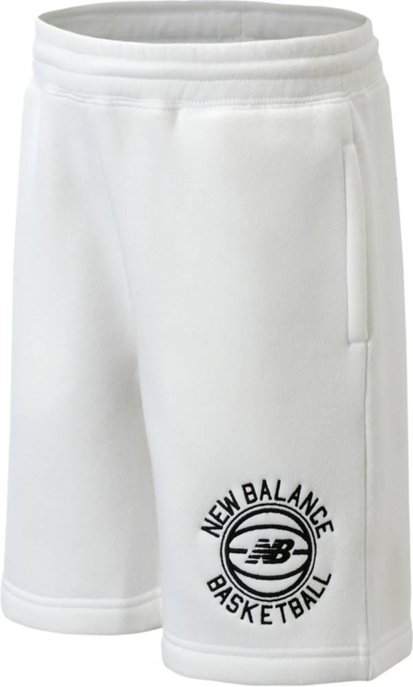 New Balance Boys' Fleece Basketball Shorts product image