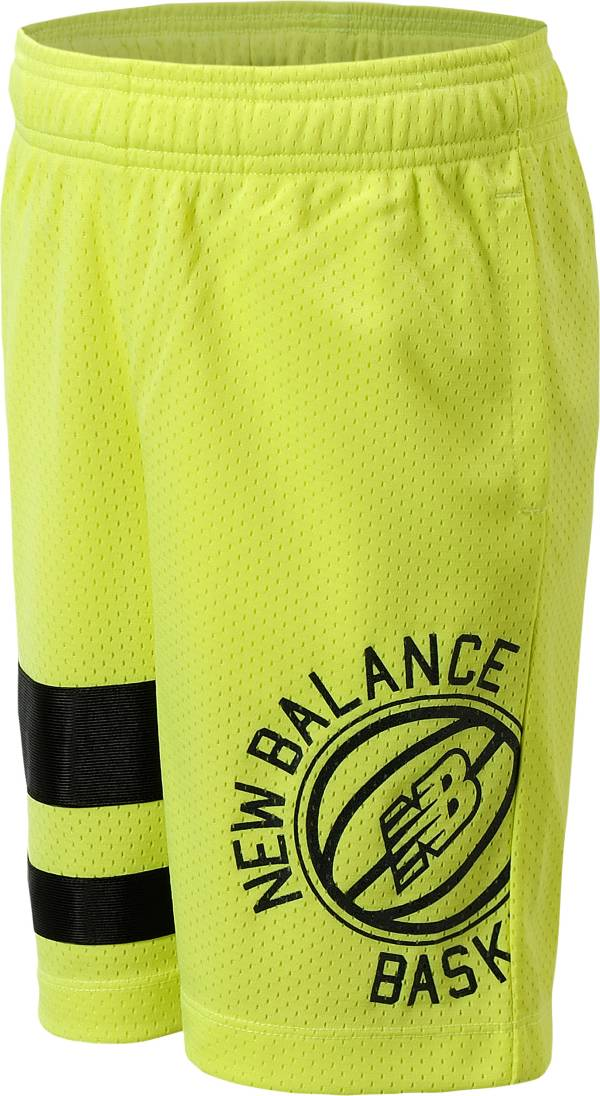 New Balance Boys' Jersey Basketball Shorts product image