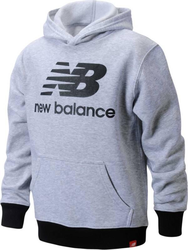 New Balance Boys' Core Fleece Hoodie product image