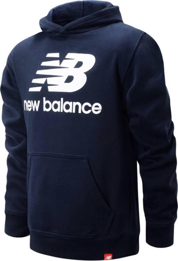 New Balance Little Boys' Core Fleece Pullover Hoodie product image