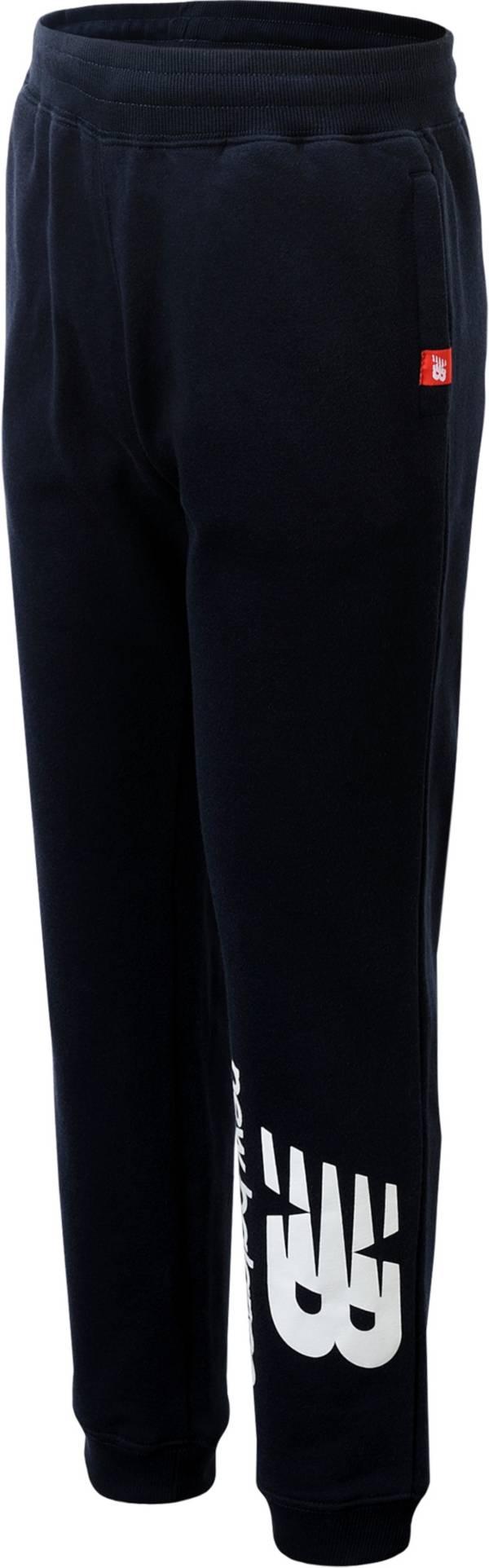 New Balance Boys' Core Fleece Jogger Pants product image