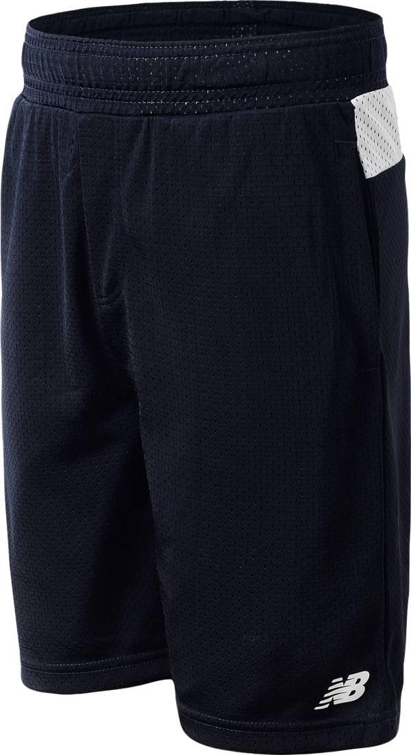 New Balance Little Boys' Core Mesh Shorts product image