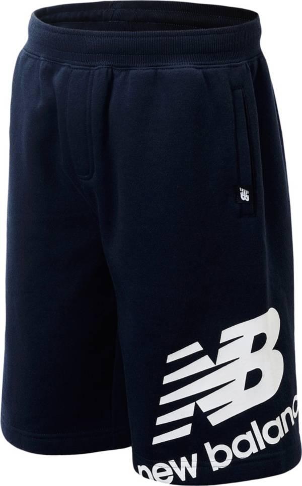 New Balance Boys' Lifestyle Fleece Shorts product image