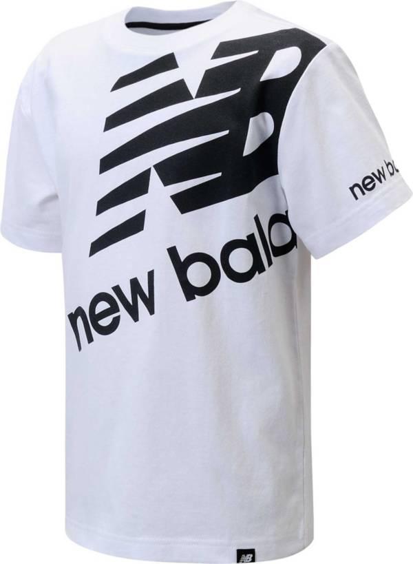 New Balance Boys' Lifestyle Short Sleeve T-Shirt product image