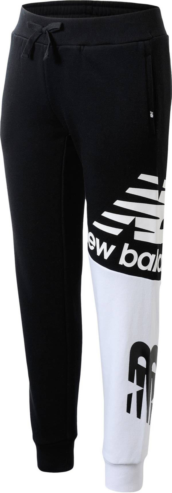New Balance Girls' Lifestyle Fleece Jogger Pants product image