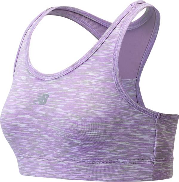 New Balance Girls' Performance Space Dye Sports Bra product image