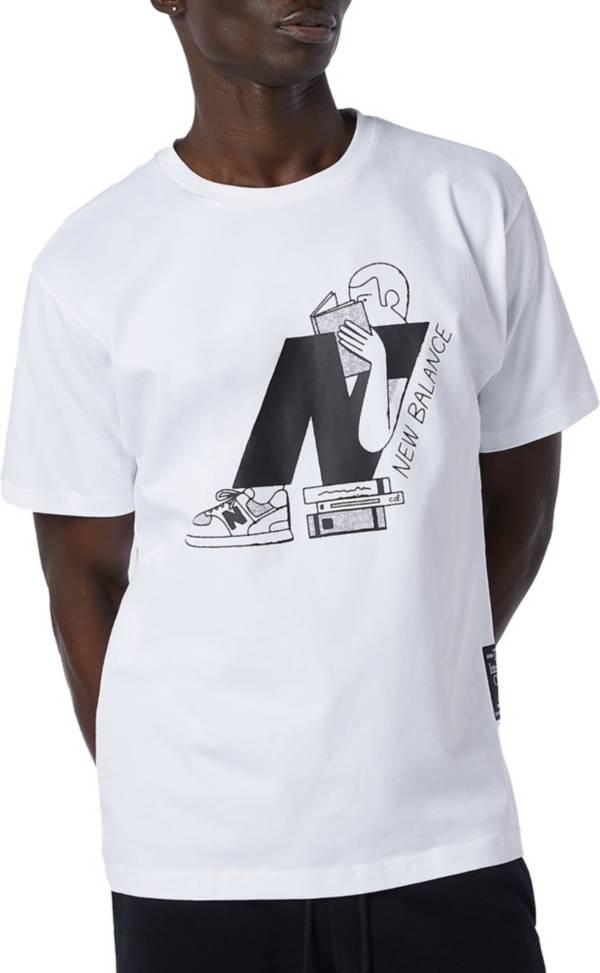 New Balance Men's Athletics Delorenzo N T-Shirt product image