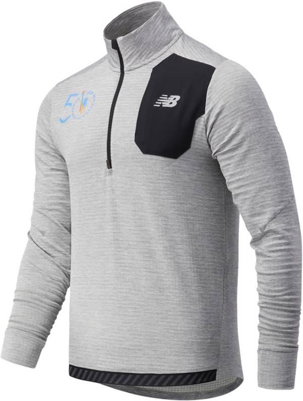 New Balance Men's NYC Marathon Impact Run Grid ½ Zip Shirt product image