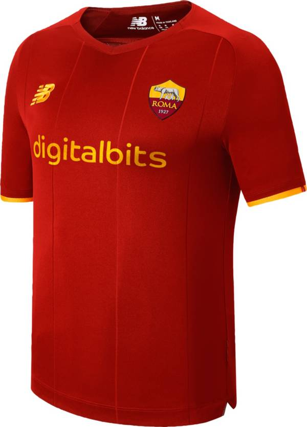 New Balance AS Roma '21 Home Replica Jersey product image