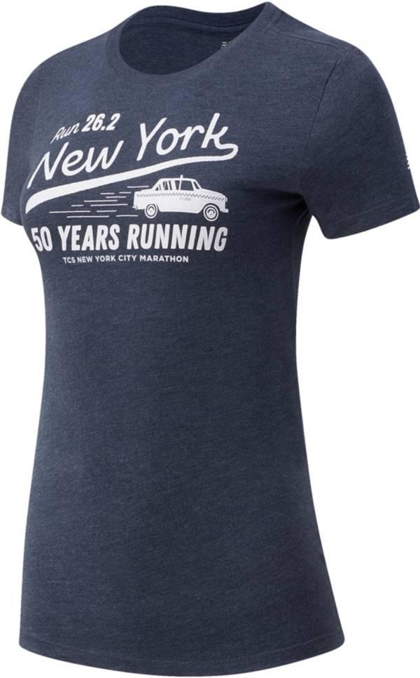 New Balance Women's NYC Marathon Taxi T-Shirt product image