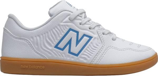 New Balance Kids' Audazo V5+ Indoor Soccer Shoes product image