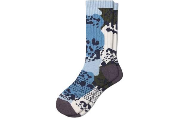 Bombas Men's Leopard Calf Socks product image