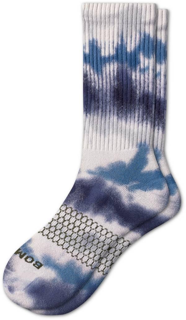Bombas Men's Stripe Tie Dye Calf Socks product image