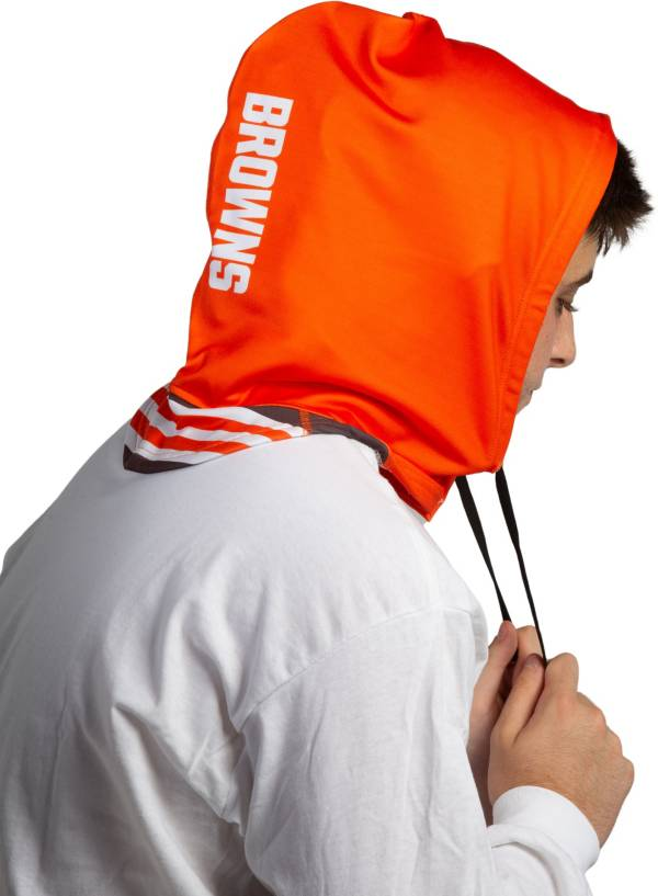 SoHoodie Cleveland Browns Orange 'Just the Hood' product image