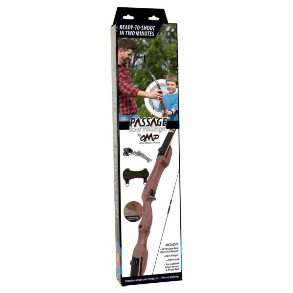 OMP Passage Recurve Bow Package product image